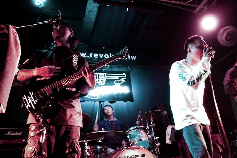 台灣新銳樂團 XIII GOAT 拾參羊即將登陸 Revolver Taipei 演出