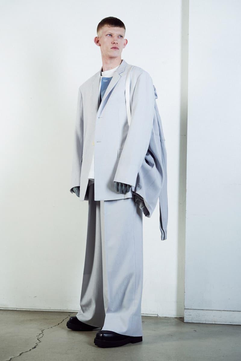 Y.O.N. 2020 秋冬系列 Lookbook 正式發佈