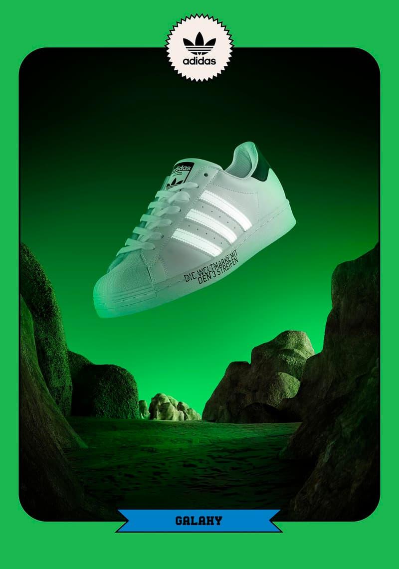 50 年歷史的傳奇 adidas Originals SUPERSTAR 續寫前衛故事