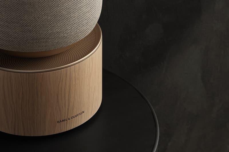 Bang & Olufsen 推出全新 Beosound Balance 精品揚聲器