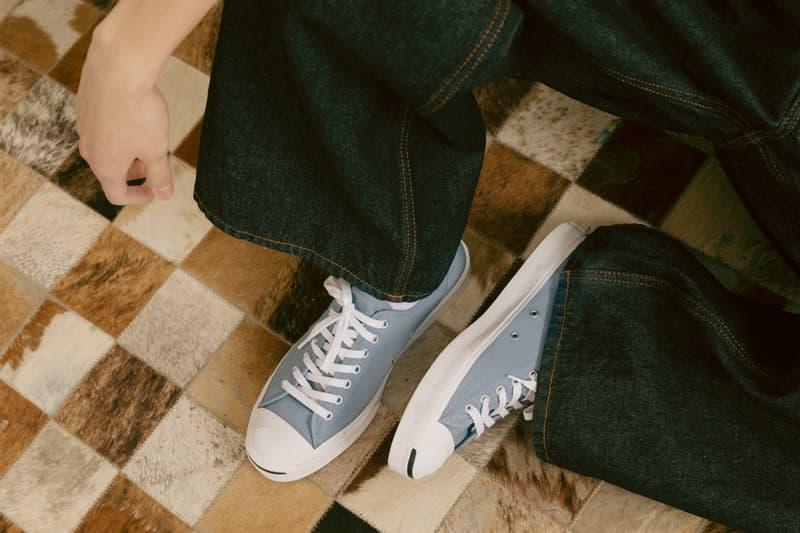 革新設計-Converse 推出全新 Jack Purcell 系列「#就要開口笑」