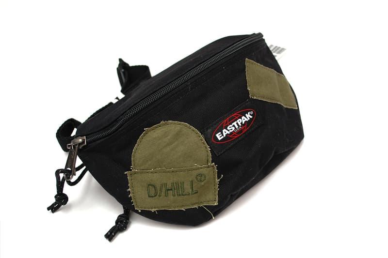 D/HILL x Eastpak 推出軍事風格聯名袋款