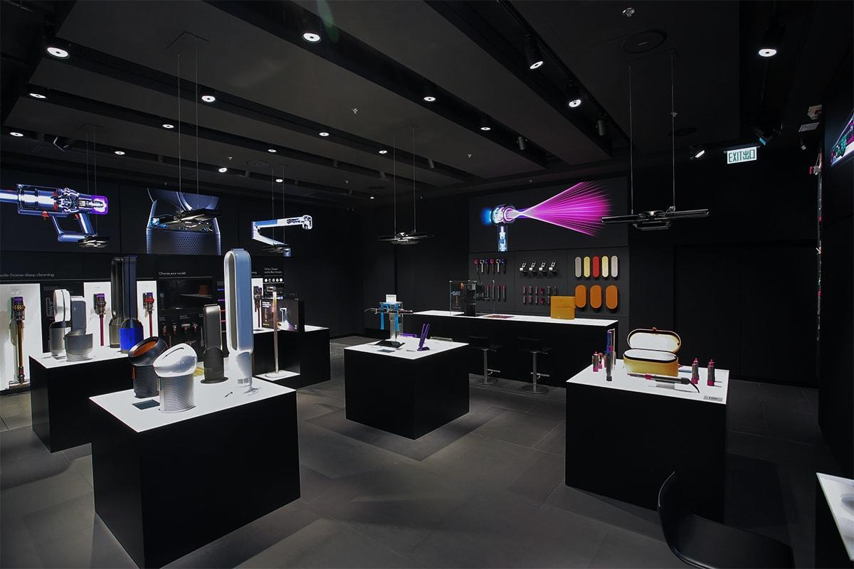 首家 Dyson Demo Store 互動式體驗店正式登陸香港