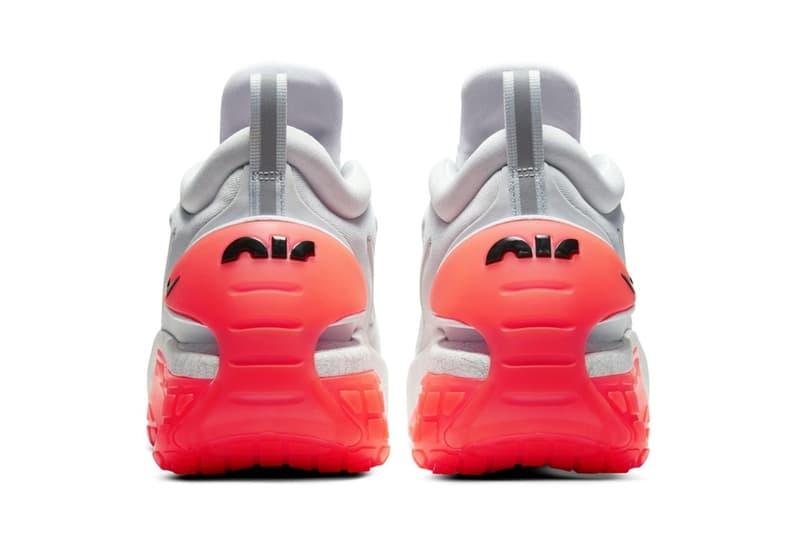 Nike 自動綁帶新鞋 Adapt Auto Max 官方圖輯發佈
