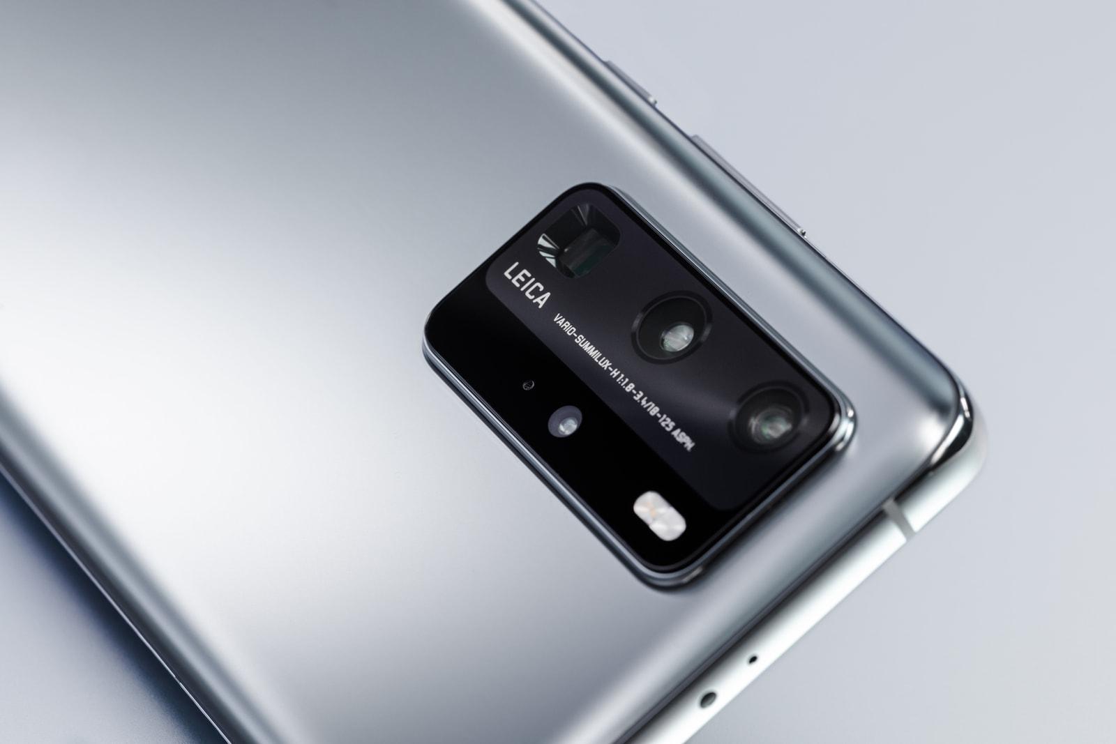 超越攝影技術界限-HUAWEI 全新攝影旗艦 P40 系列