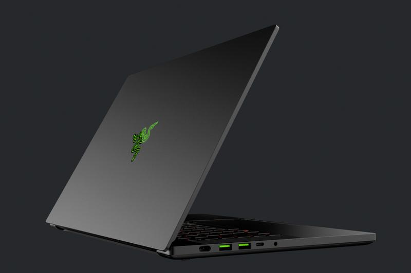 極致設定-Razer 推出首部 8 核心 Blade 15 手提電腦