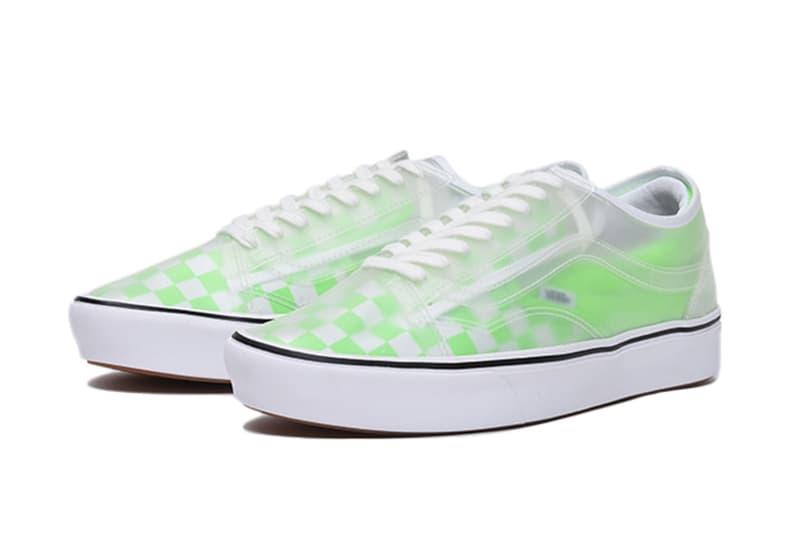 Vans 混種鞋款 Comfycush Slip-Skool 推出全新配色