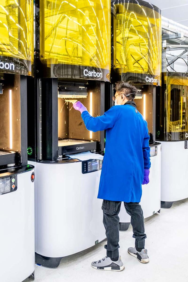 adidas 利用 3D 列印技術打造之全新醫療防護面罩正式曝光