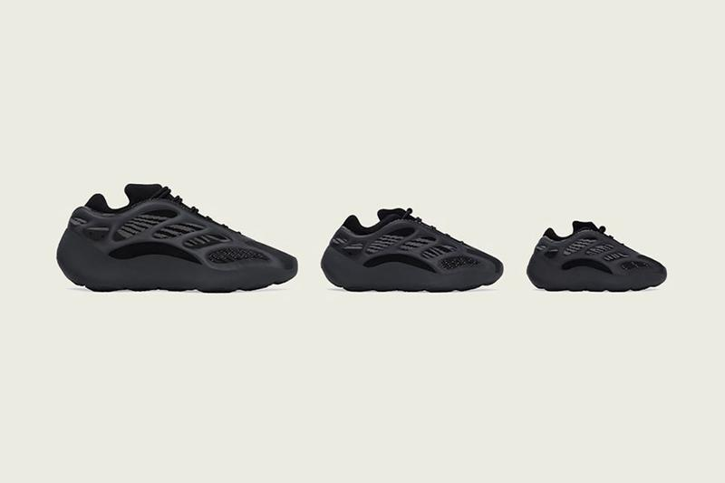 adidas Originals 人氣鞋款 YEEZY 700 V3「Alvah」台灣抽籤情報公開