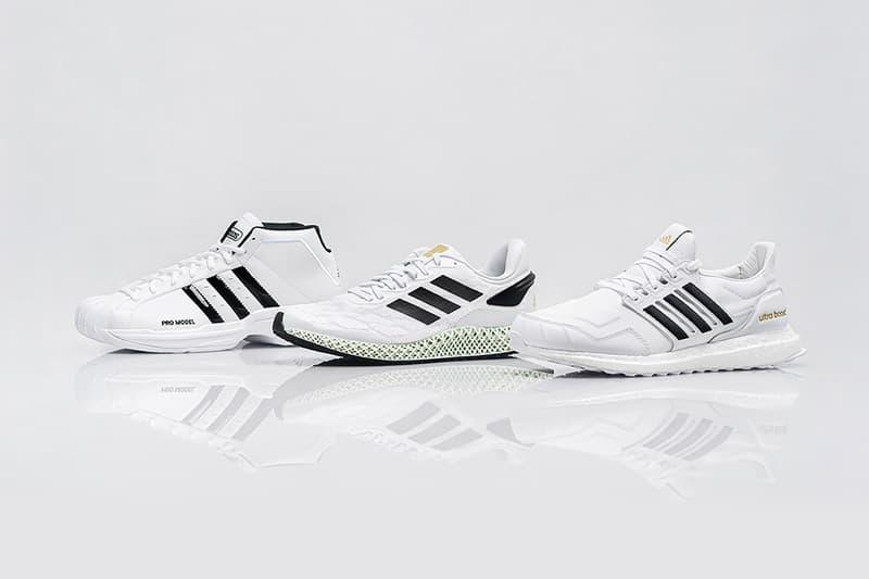 adidas 打造 Superstar 50 週年別注系列鞋款