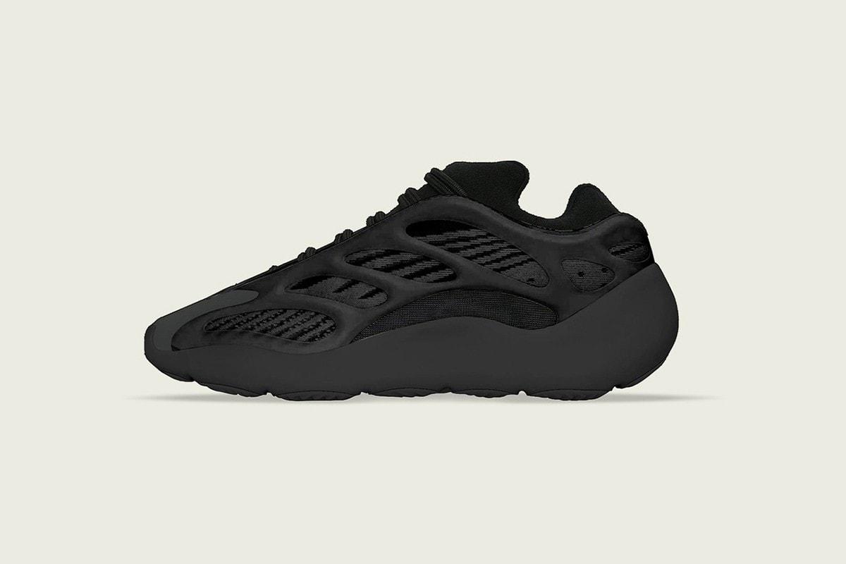 adidas YEEZY 鞋款系列 4 月份「完整發售情報」率先曝光