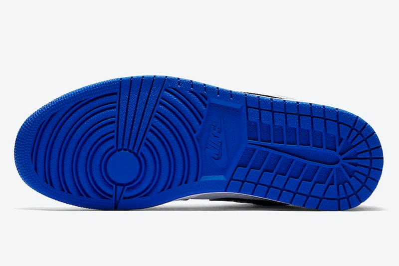 「Game Royal」啟發?Air Jordan 1 Low 帶來全新藍系配色