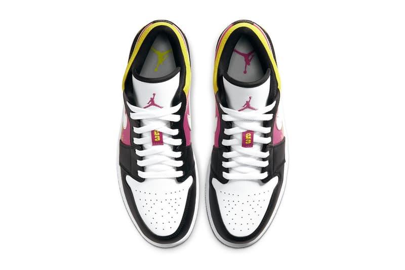 Air Jordan 1 Low SE 最新配色「Cyber」發佈