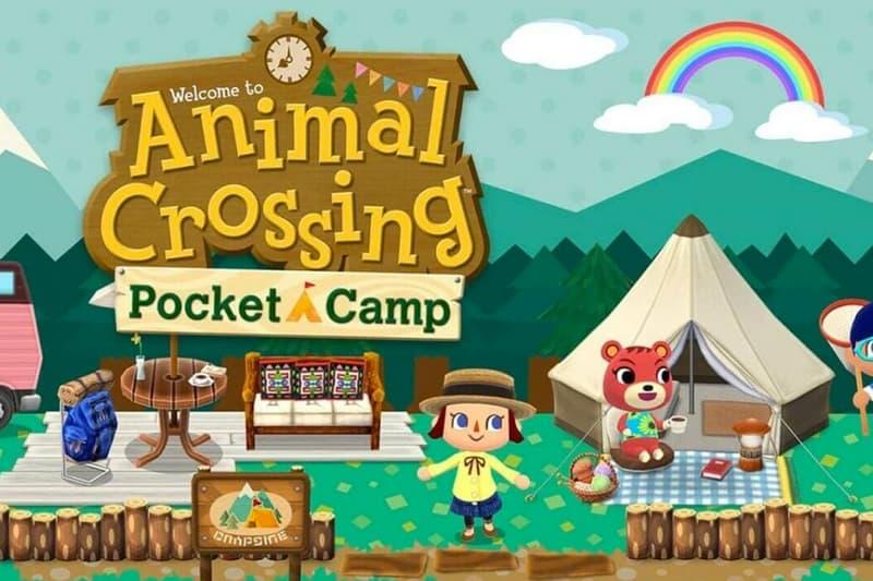 人氣遊戲《動物森友會》手機版作品《動物森友會:口袋營地》下載次數急升