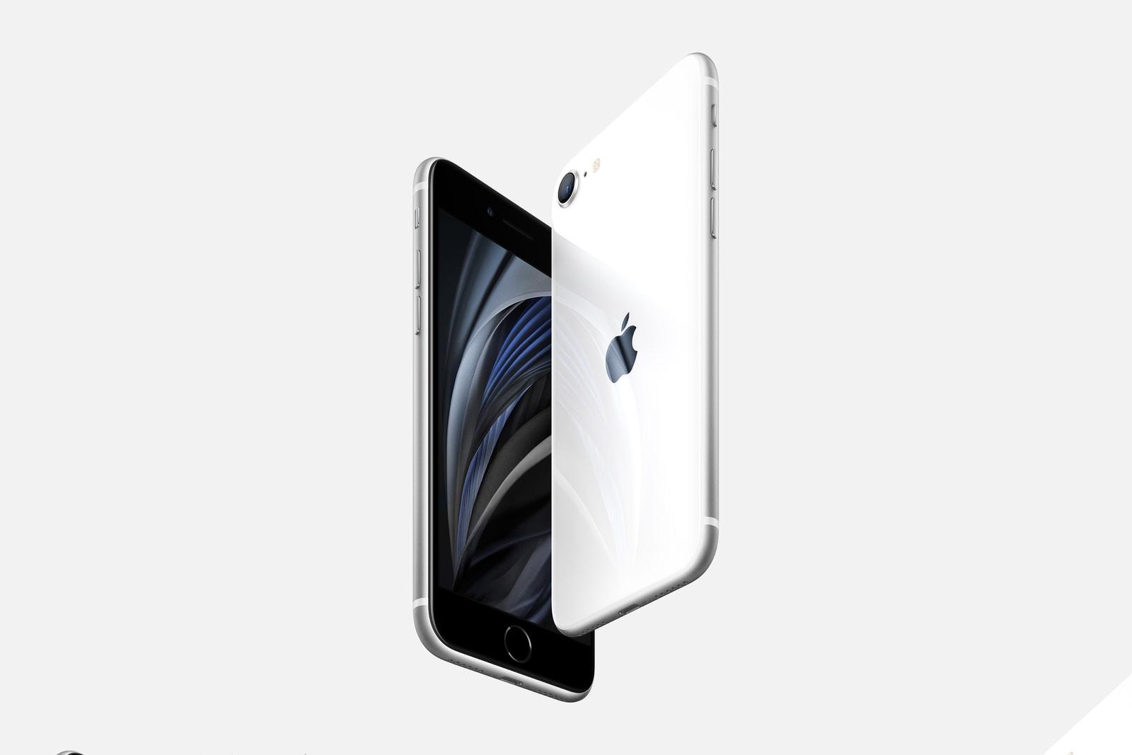 Apple 正式發佈新一代 iPhone SE 智能手機
