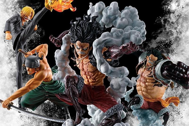 BANDAI SPIRITS 發佈《ONE PIECE》一番賞「Battle Memories」系列