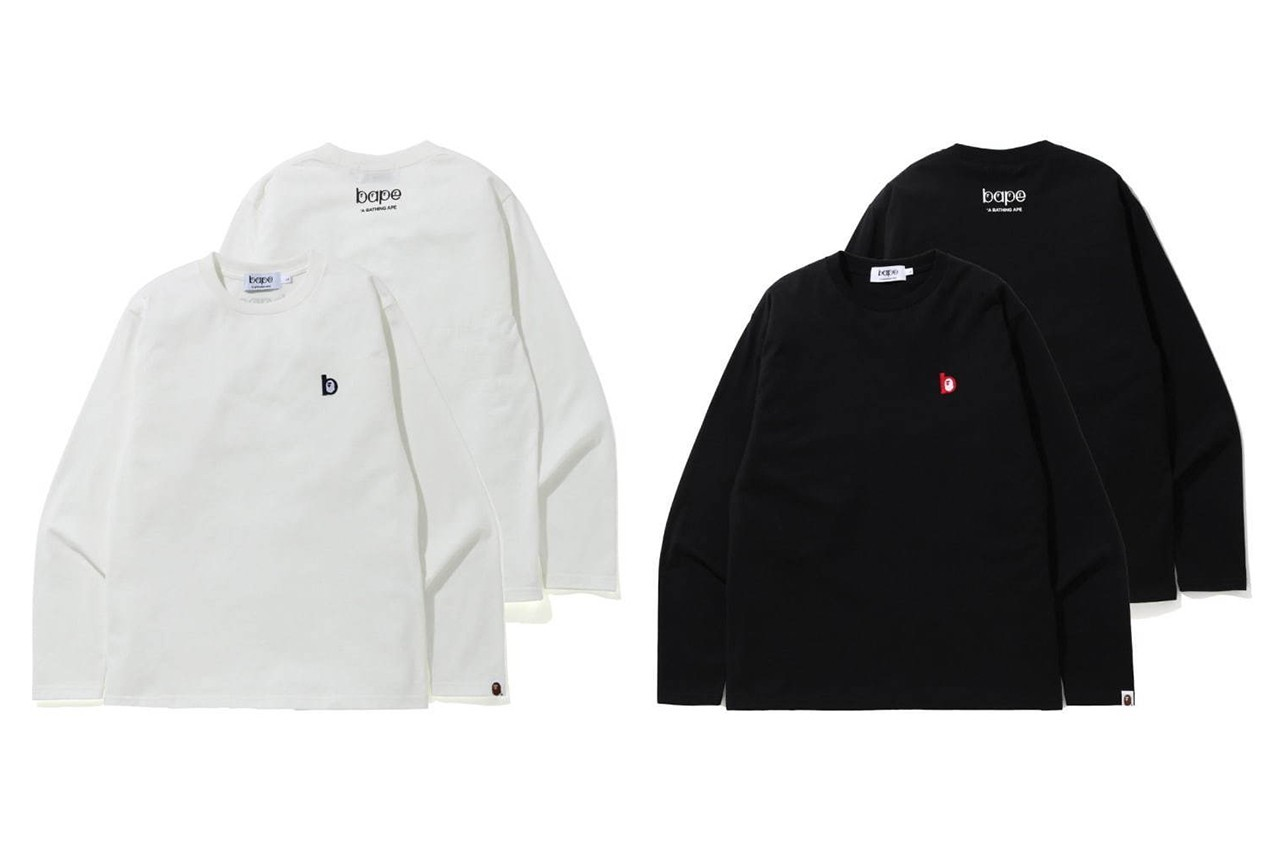 A BATHING APE® 極簡支線「b」2020 春夏系列 Lookbook 發佈