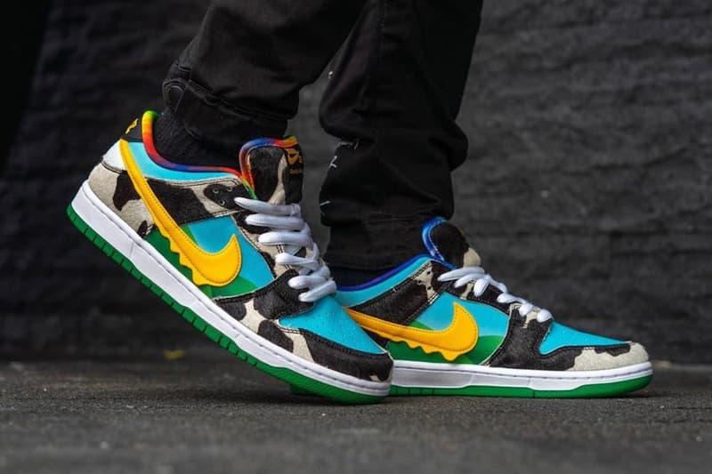 Ben & Jerry's x Nike SB Dunk Low 全新聯名鞋款圖輯再曝光