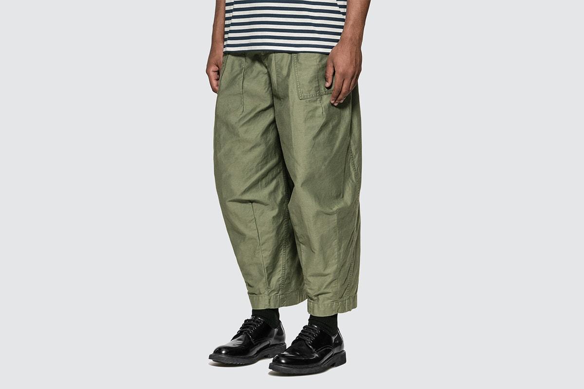 本日嚴選 8 款寬褲單品入手推介