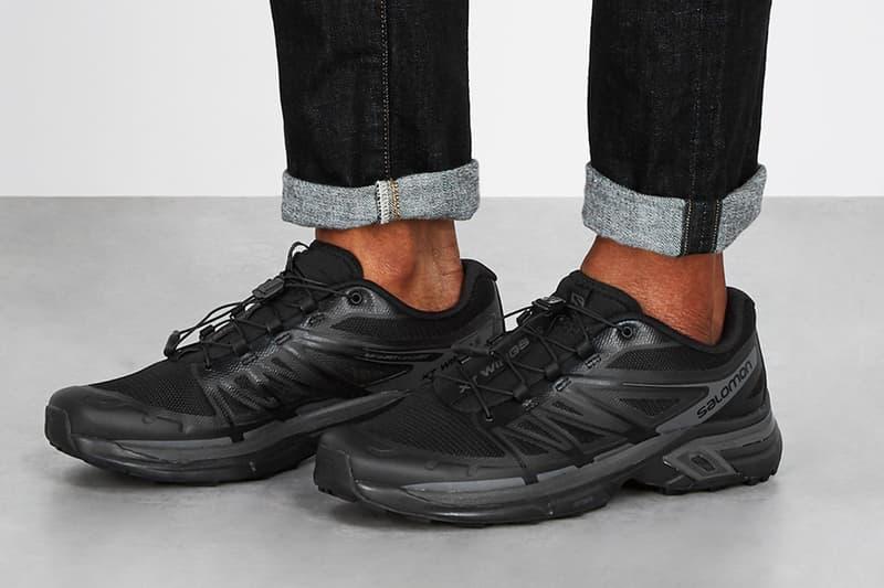 本日嚴選 8 款黑魂 Sneakers 單品入手推介
