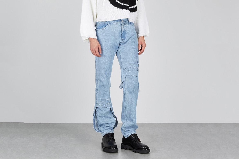 本日嚴選 8 款牛仔褲入手推介
