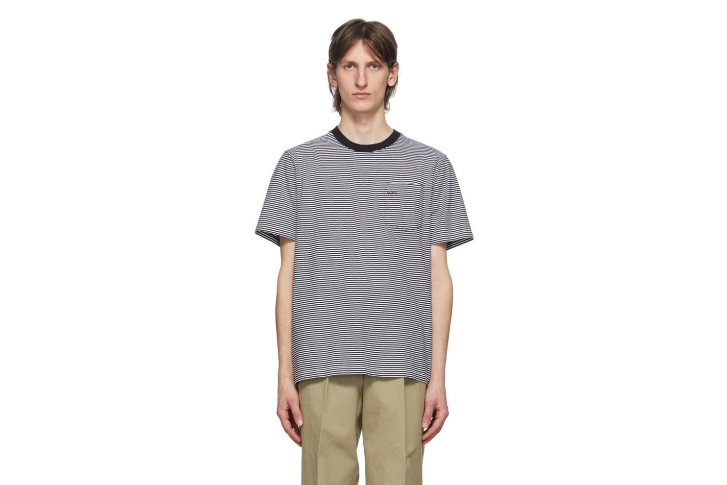 本日嚴選 10 件口袋 T 恤入手推介