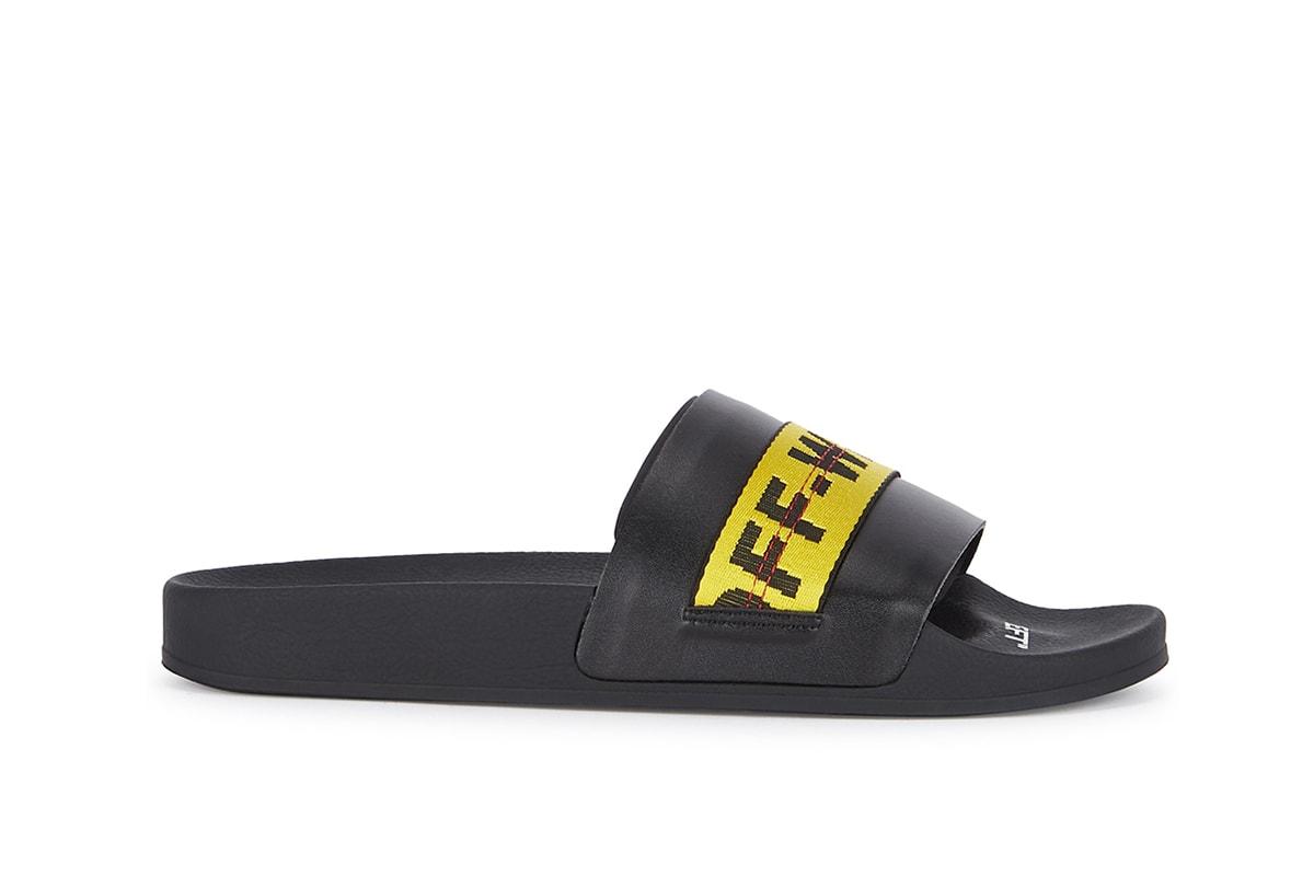 本日嚴選 8 款拖鞋入手推介