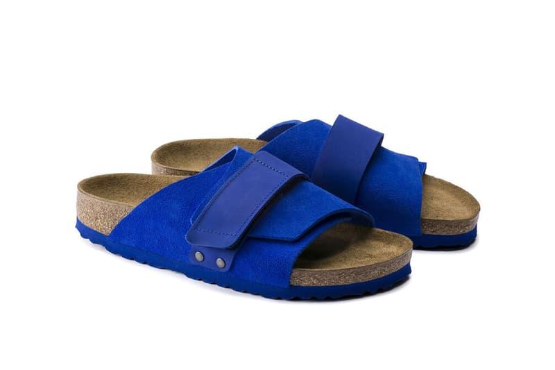 Birkenstock 推出全新鞋款 Kyoto