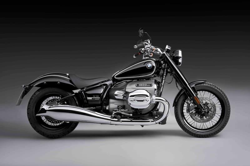 BMW Motorrad 全新車型 R18 發佈
