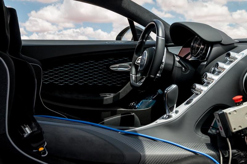震撼 1,500 匹馬力 − Bugatti 全新超跑 Divo 正式交付