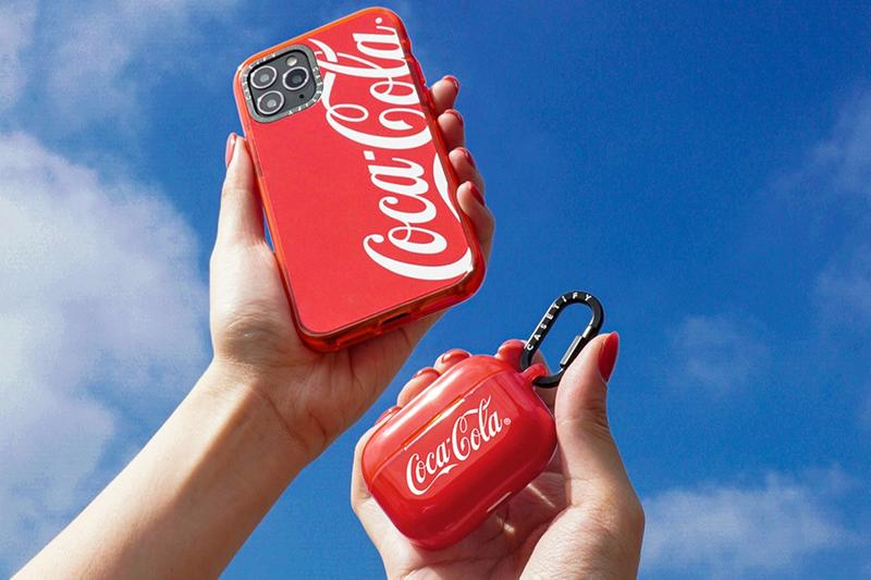 CASETiFY 推出最新「The Coca-Cola Collection」聯乘系列