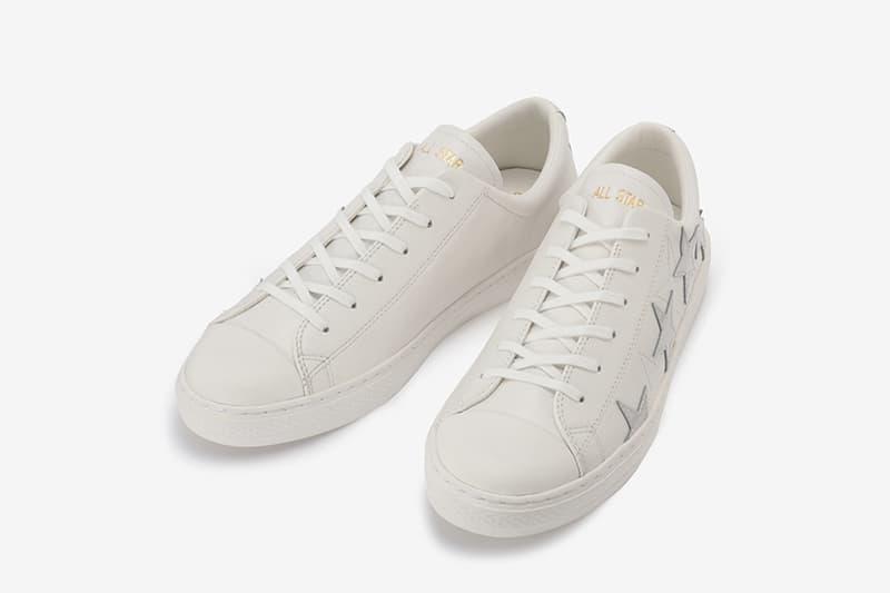 Converse Japan 推出 All Star Coupe「滿天星」Manystars 鞋款