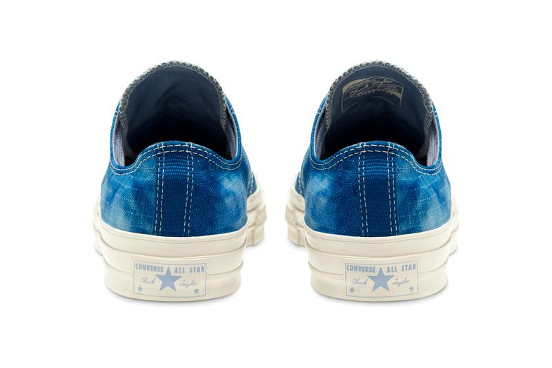 球鞋染色體-Converse 推出全新洗水 Tie-Dye Chuck 70 鞋款
