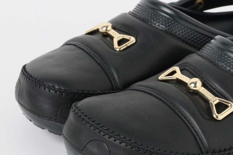 特色便着-Crocs x BEAMS 聯乘推出 Luxe Loafer 風格鞋款