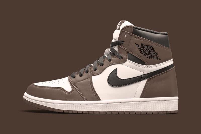 Jordan Brand 將於六月迎來「Dark Mocha」配色系列 Air Jordan 1