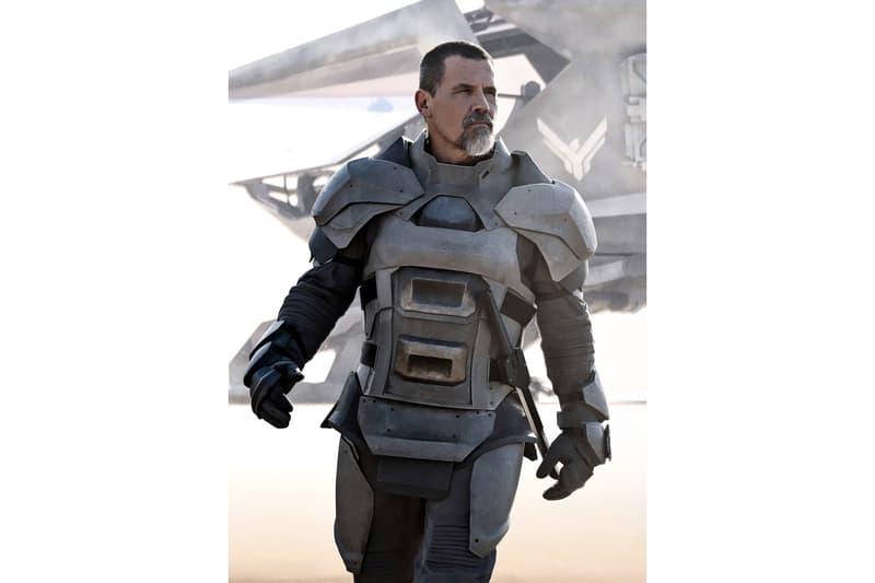 Denis Villeneuve 最新執導科幻重啟電影《Dune》更多劇照情報公開