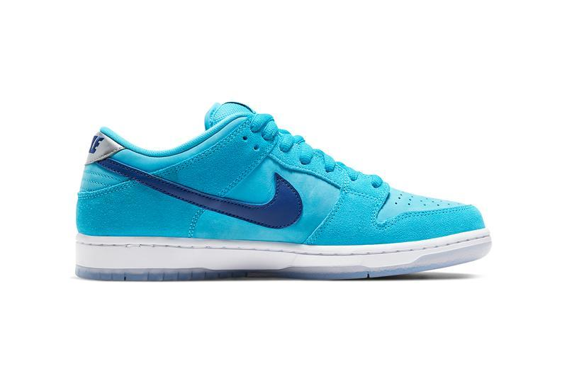 Nike SB 全新 Dunk Low「Blue Fury」正式官方圖輯