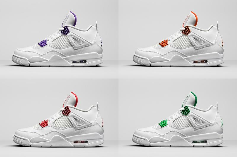 Jordan Brand 正式發佈夏季度復刻鞋款系列