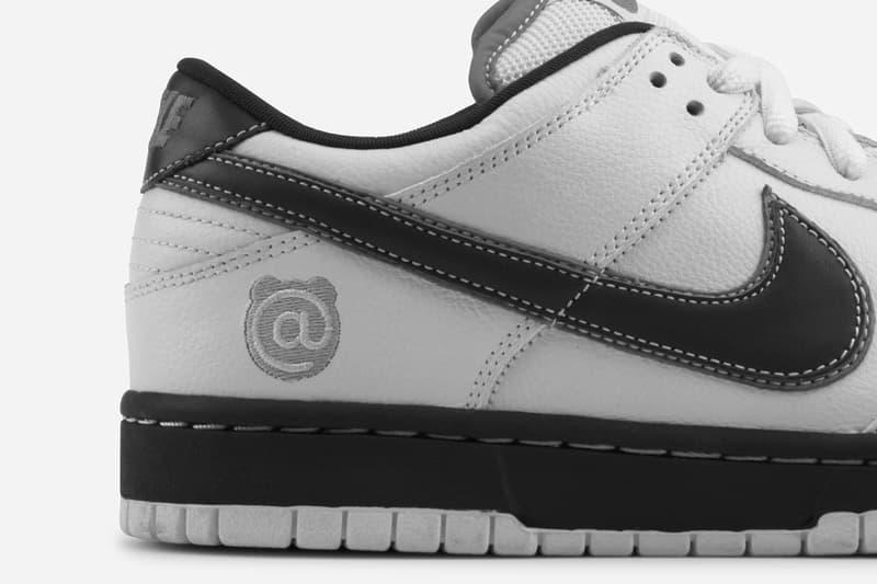 Medicom Toy 再度攜手 Nike SB 推出別注版 Dunk Low 鞋款
