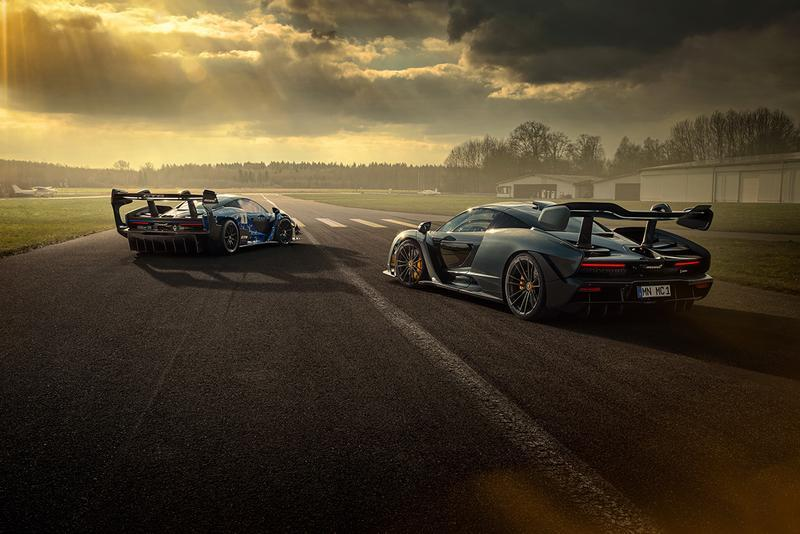 NOVITEC 打造 McLaren Senna 動力強化版本
