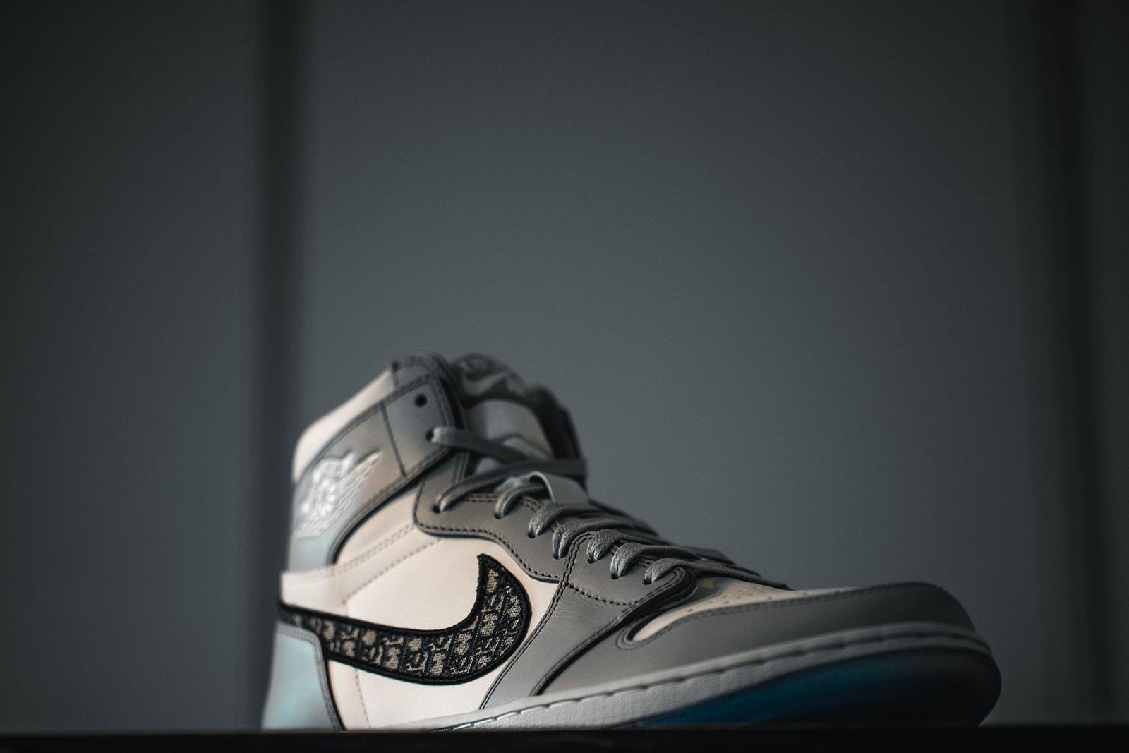 HYPEBEAST 居家球鞋攝影教學