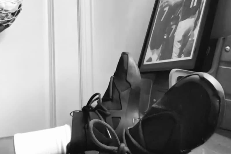 Jerry Lorenzo 釋出 Nike Air Fear of God 1「Triple Black」全新別注型錄