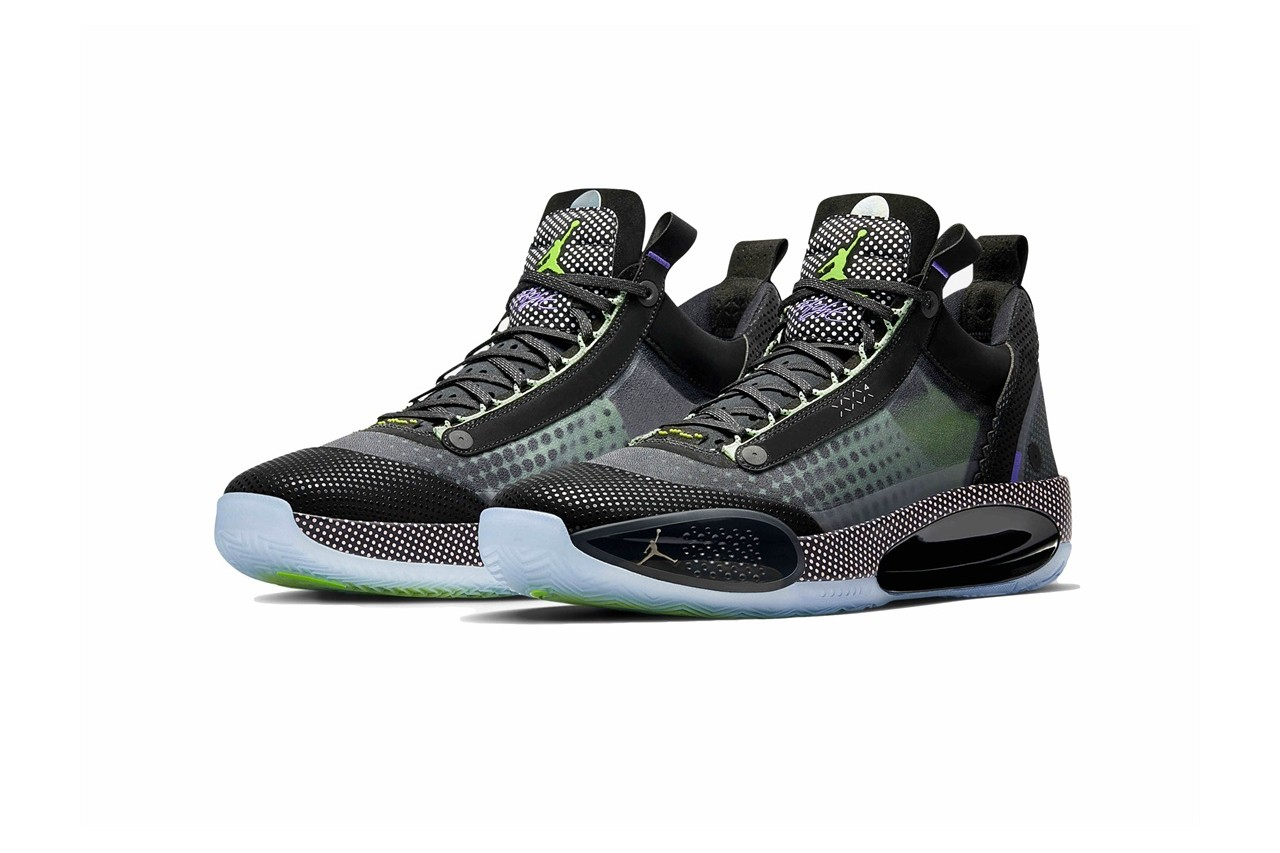 Jordan Brand 籃球鞋 Air Jordan XXXIV Low 全新配色系列正式登場