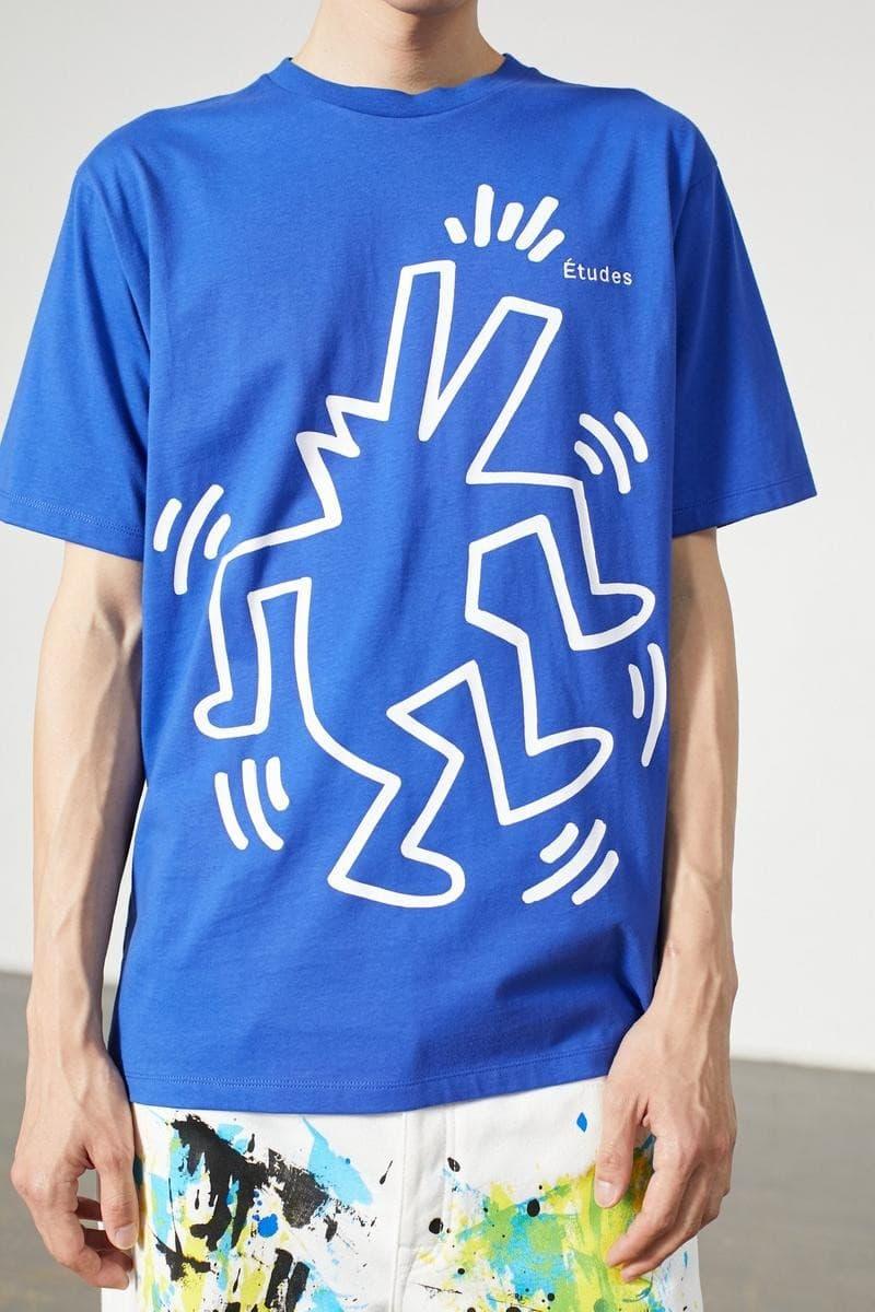 Keith Haring x Études 全新 2020 春夏聯名系列正式發佈