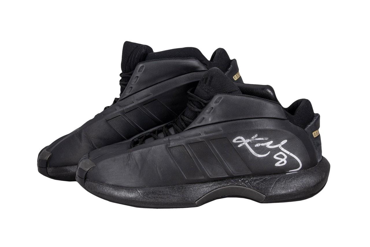 罕有 Kobe Bryant 紀念物品即將登陸《Hall of Fame Announcement》拍賣會