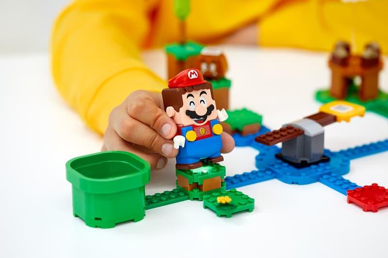 電玩真實化!LEGO x Super Mario 首款積木正式登陸香港