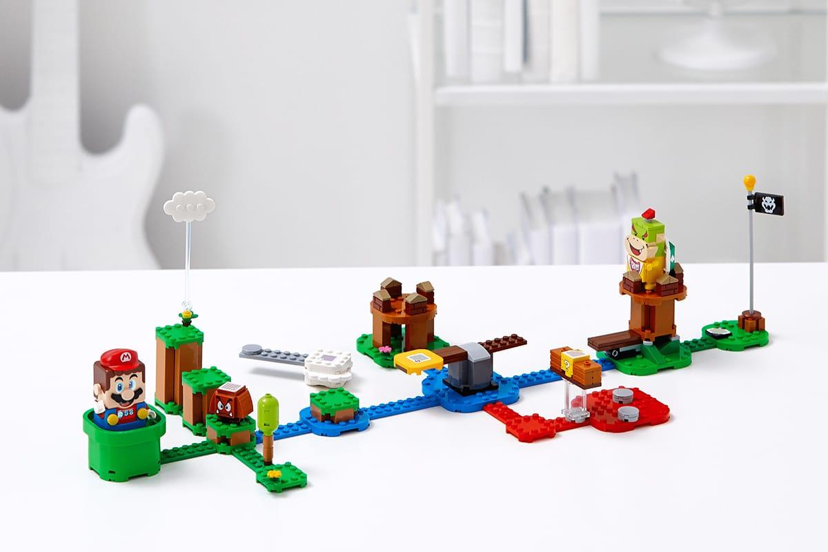 LEGO Super Mario 瑪利歐 71360 入門競賽跑道 (現貨)