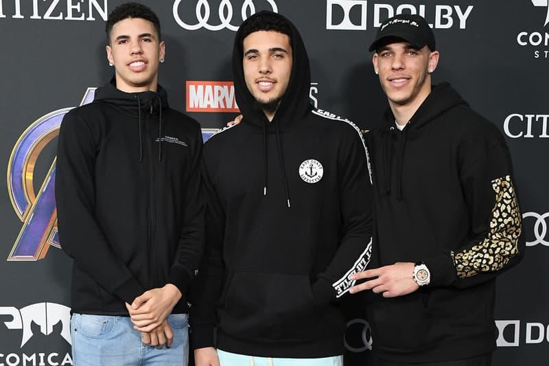 未來看好?Lonzo Ball 家族三兄弟正式與 Roc Nation Sports 達成簽約協議