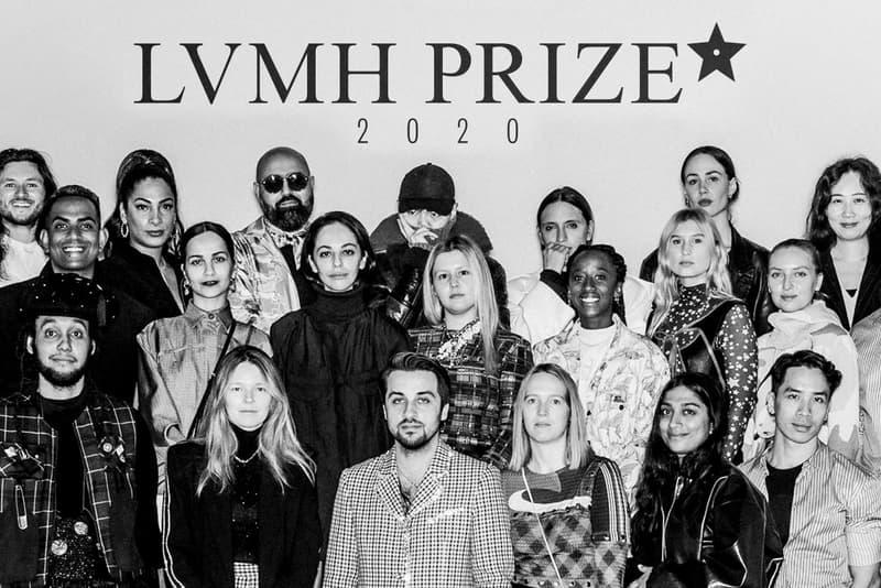 LVMH Prize 2020 最終決賽確立取消