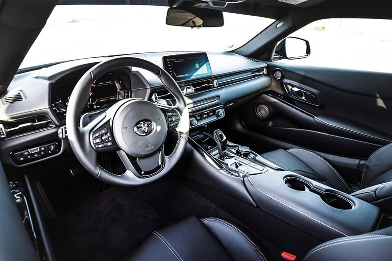 MANHART 打造 2020 式樣 Toyota Supra 全新動力強化車型